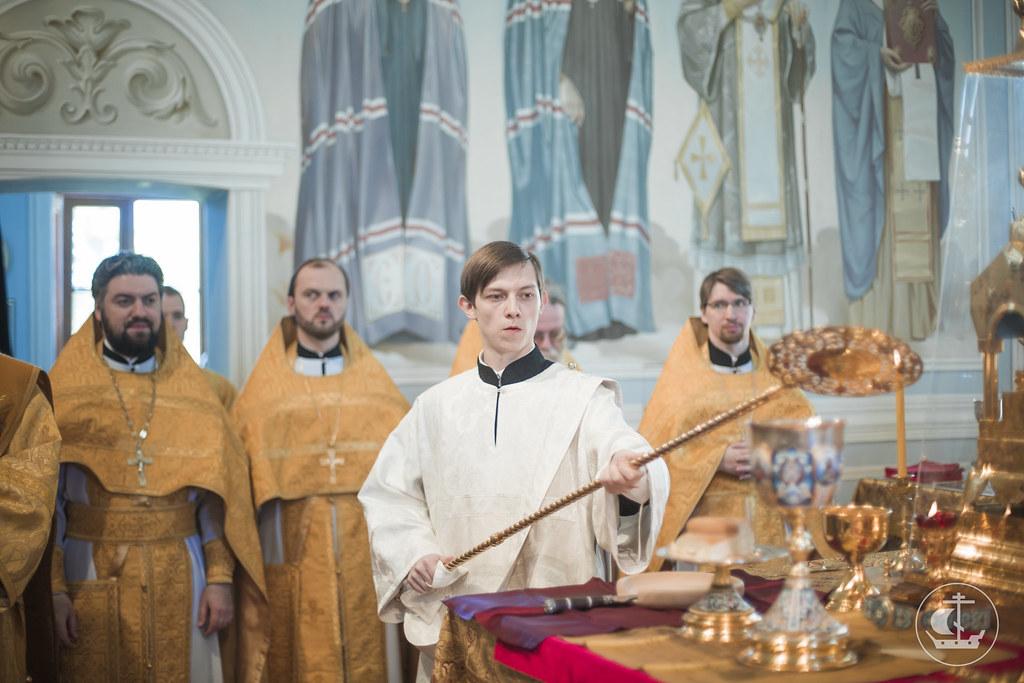 7 июня 2015, Неделя 1-я по Пятидесятнице, Всех святых / 7 June 2015, 1st Sunday after Pentecost. Sunday of All Saints