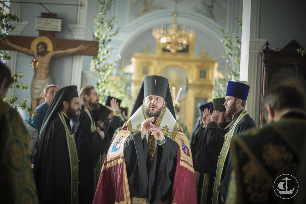 30 мая 2015, Всенощное накануне Пятидесятницы / 30 May 2015, Vigil on the eve of the Pentecost