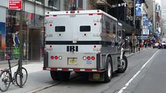 Trucks in New York City