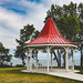 Gazebo by The Lake by A Great Capture