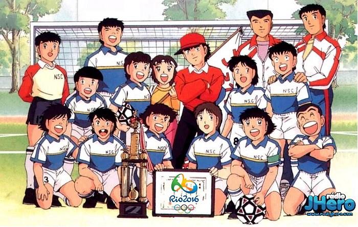 ESPECIAL: Jogos Olímpicos na J-Hero - Futebol (Parte III)