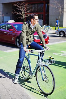 Riding green