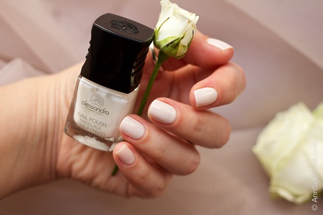 05 Alessandro Nail Polish   Milky Dream