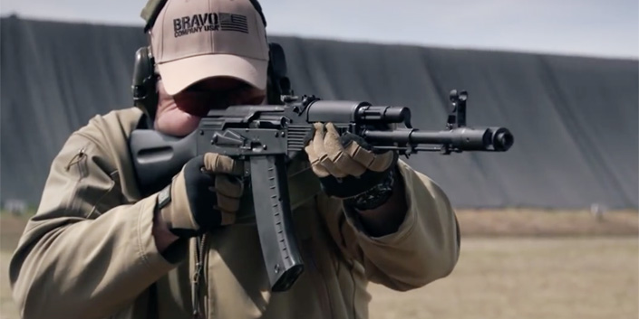 Resultado de imagen para fotos de fusil kalashnikov