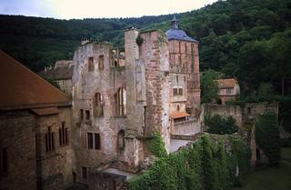 Heidelberger Schloss (01)