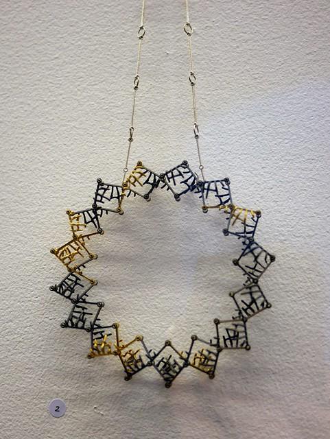 Glasgow School of Art - Jewellery Degree Show 2015 - 26 - Ieva Mikutaite