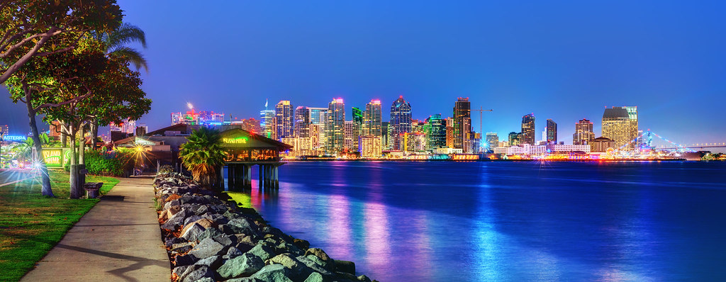 Prime San Diego Skyline