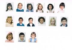 Fotos de los de 5 años en Infantil II