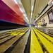 Waterloo Underground Station, London, UK by davidgutierrez.co.uk