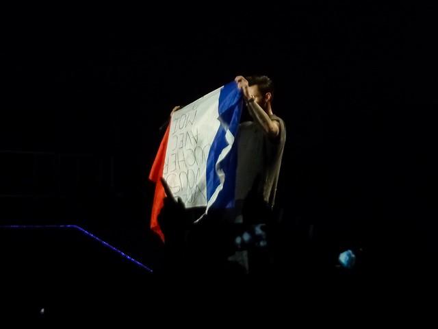 Maroon 5 - Bercy, Paris (2014)