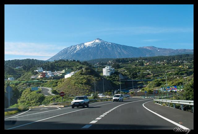 Tenerife Icod Vinos Garachico Punta Teno - Teide cerca de Icod de los Vinos