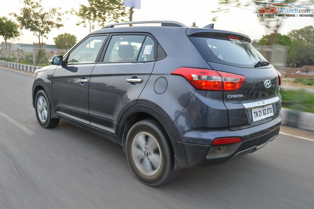 Hyundai Creta Review - 27