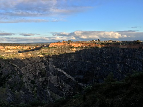 The Cornwall Pit (Mine) in Greenbushes