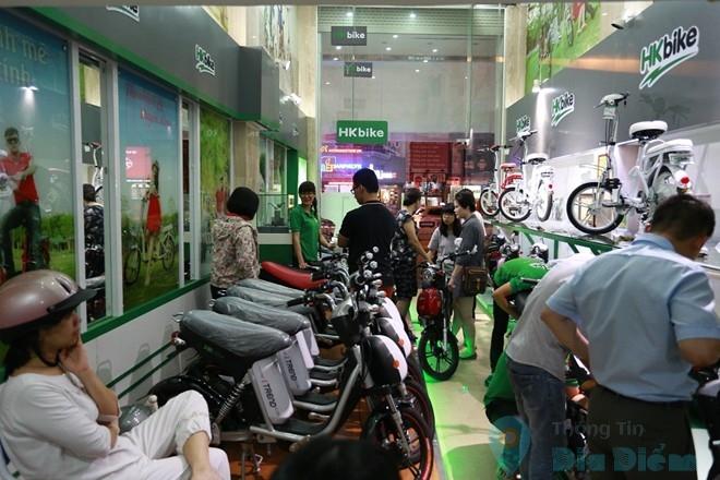 HKbike Chúc Sơn - Chương Mỹ