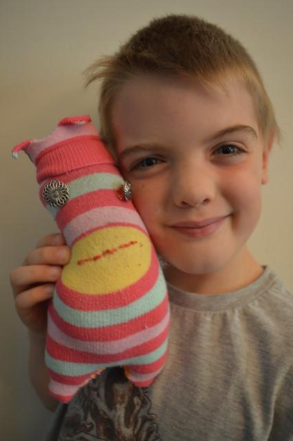 Sock Monster 5