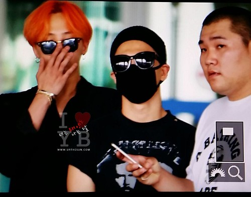 Big Bang - Incheon Airport - 13jul2015 - Urthesun - 02