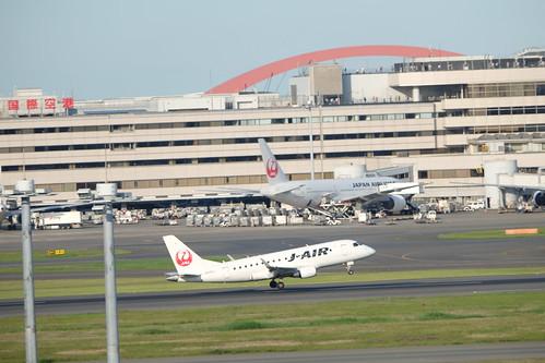 Haneda Tokyo International Airport 26 JAL