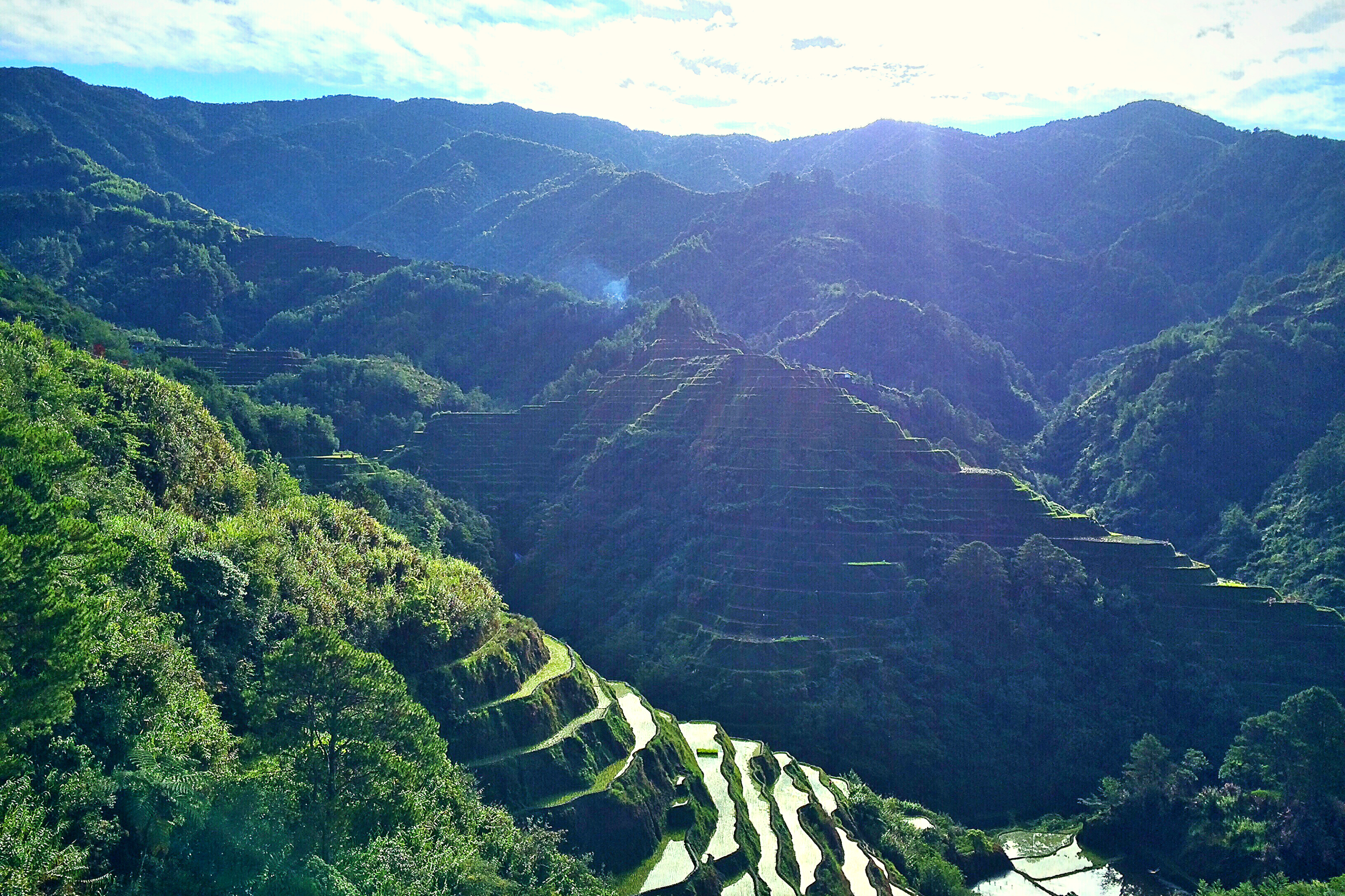 Banaue Rice Terraces, PH - 2015