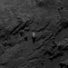 Image of the boulders taken by OSIRIS on 19 September 2014 from a distance of about of 29 km by europeanspaceagency