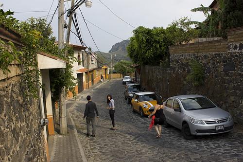 Tepoztlán Morelos México