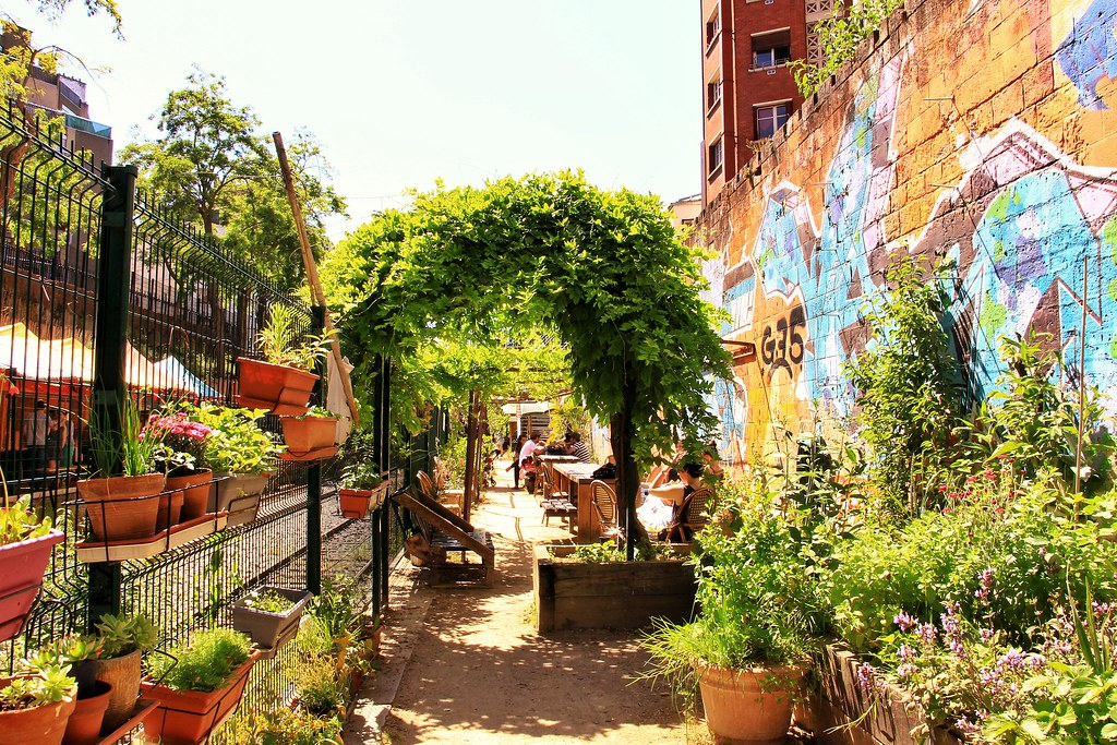 Les Jardins du Ruisseau, Paris