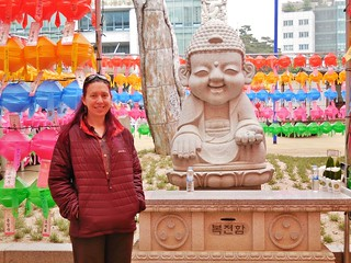 Chubby Happy Buddha