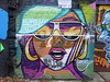 Kaes graffiti, Shoreditch