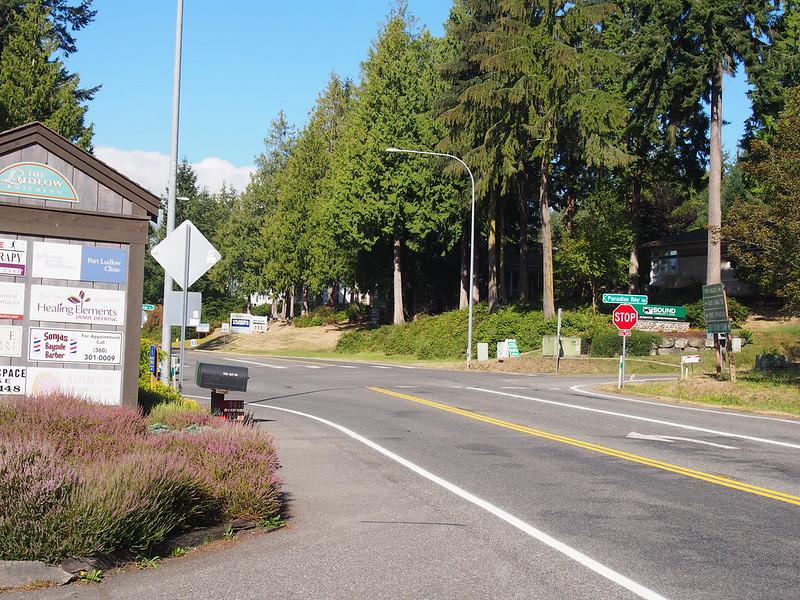 Oak Bay Road