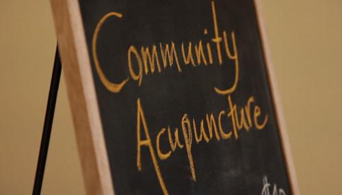 community-acupuncture