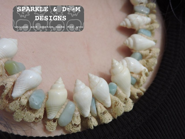 Lace Necklace 05a