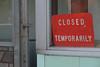 Closed Temporarily