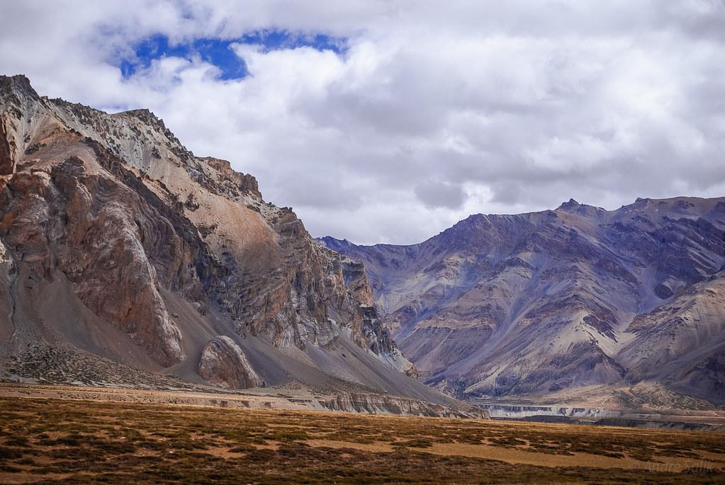 Sarchu Way to Leh & Ladhak.  DSC_5770