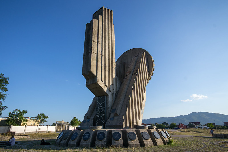 Monument to fallen patriots, Nikšić