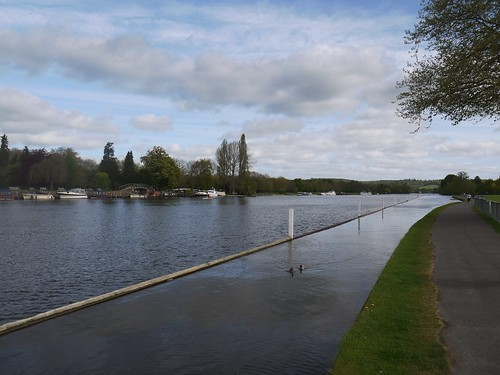 Henley-on-Thames - Towpath