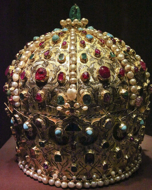 The Crown of Istavan Bocskay