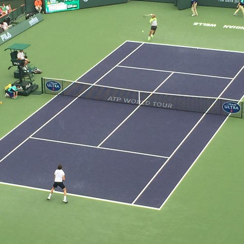 Rafa v. Simon / Indian Wells / 18 March 2015
