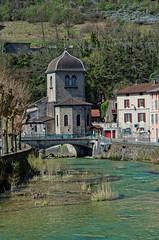 Ain - Saint Rambert en Bugey