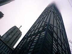 Foggy John Hancock Tower