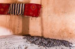 Drying Figs Inside a Kashba