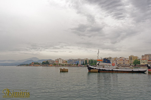 sea boat harbour greece seacoast chalkida nikonians evoia nikond7100