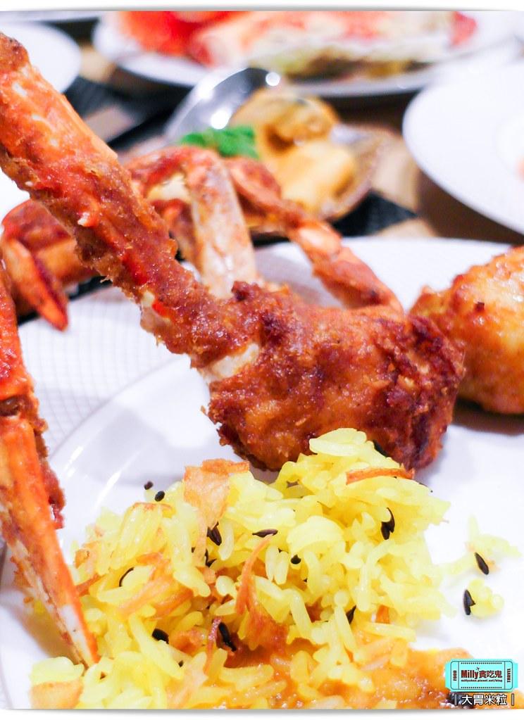 香格里拉CAFE海鮮吃到飽0068