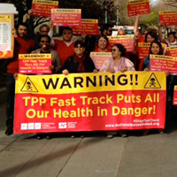 Nurses Continue to Oppose Flawed Trade Deal
