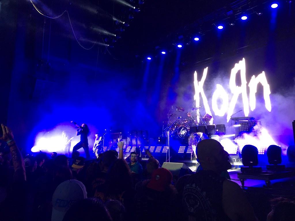 Korn / Rob Zombie