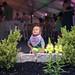 Bandana wedding toddler