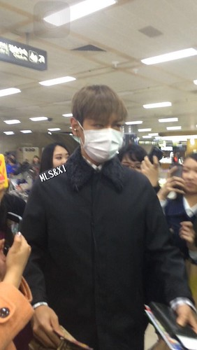 TOP - Gimpo Airport - 03nov2015 - MyLadies - 03