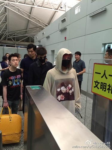 Big Bang - Guangzhou Airport - 01jun2015 - Fragile-BB - 05