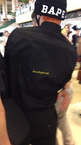 BIGBANG Departing Seoul to Osaka 2015-08-21 (95)