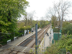 Picture of Morden Road Tram Stop
