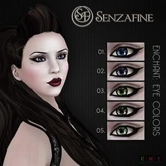 """Enchant"" Eyes - Pack 01"
