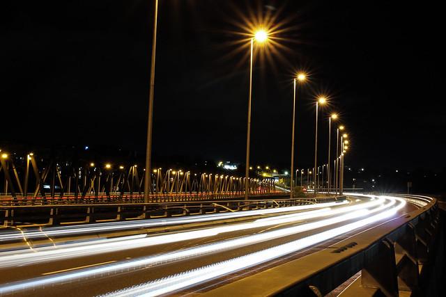 New Iron Cove Bridge